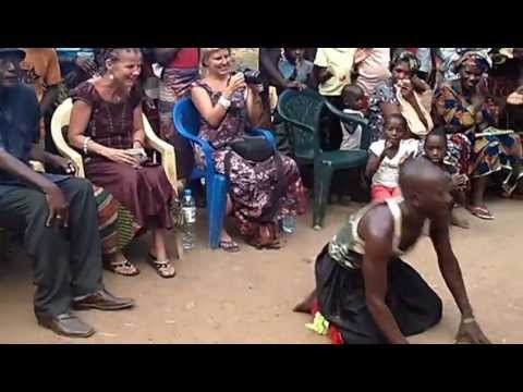 Kouroussa:  Doundounba with Hamanah Percussion (7)