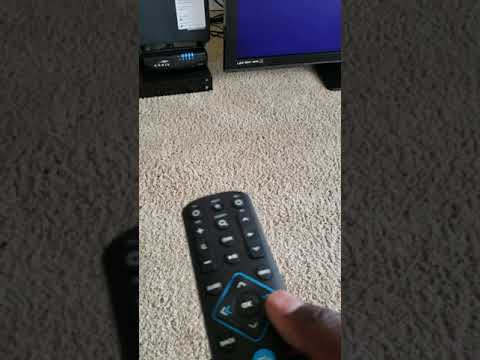 Setup Spectrum remote to TV