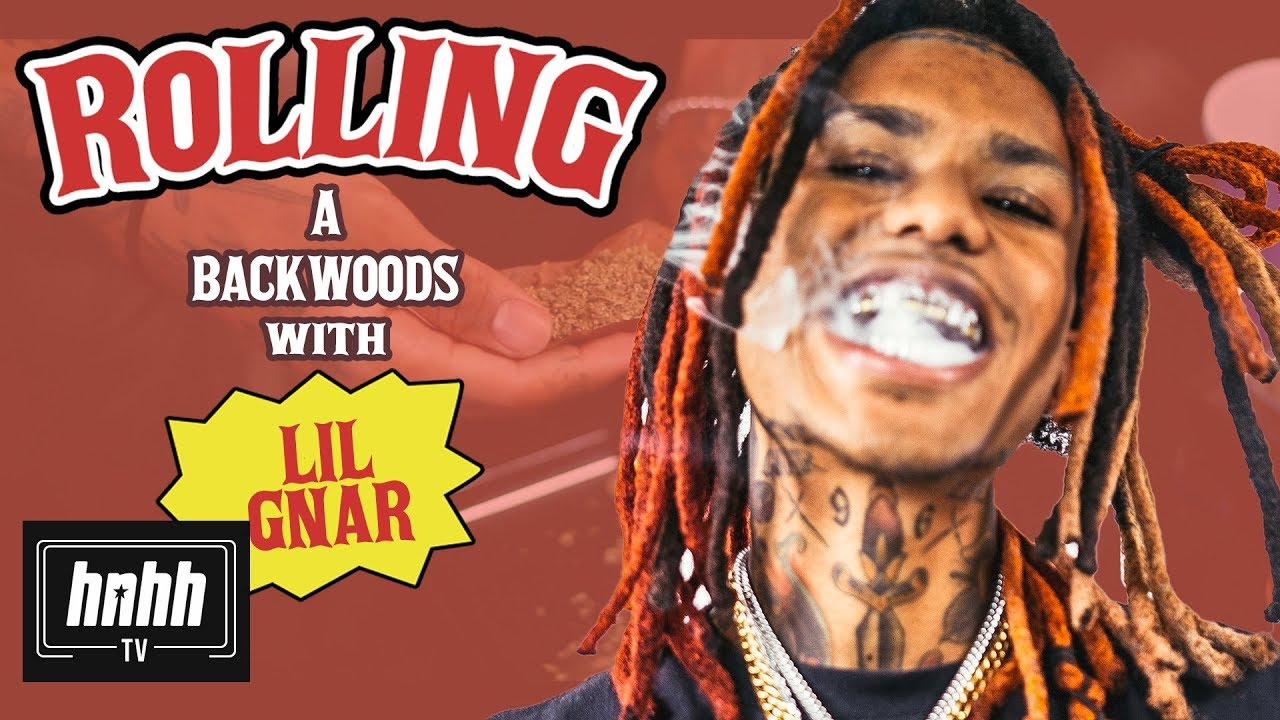 How to Roll a Backwoods with Lil Gnar (HNHH)