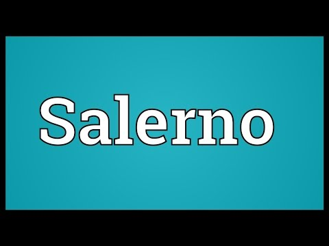 Salerno Meaning