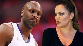 Lamar Odom Raps About Cheating On Khloe Kardashian