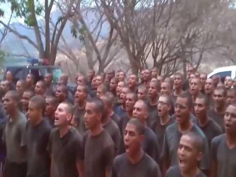 II Promoción de Comandos Antiterroristas del SEBIN