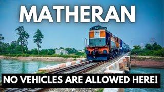 Matheran Hill Railways
