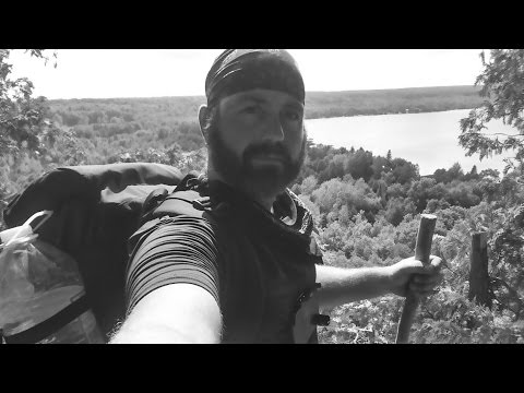 Bruce Trail Thru-Hike  RedBeard's Adventure from Niagara to Tobermorny