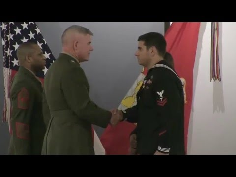 Silver Star Medal Ceremony