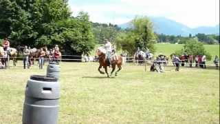Jeu Pony Express de la fête de la Charniaz (30ème édition)