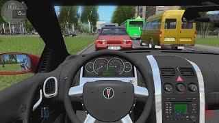 City Car Driving - Pontiac GTO 2006