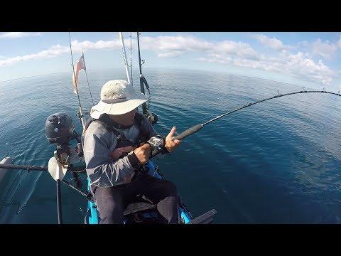 Key West Kayak Offshore Skunk Fighting
