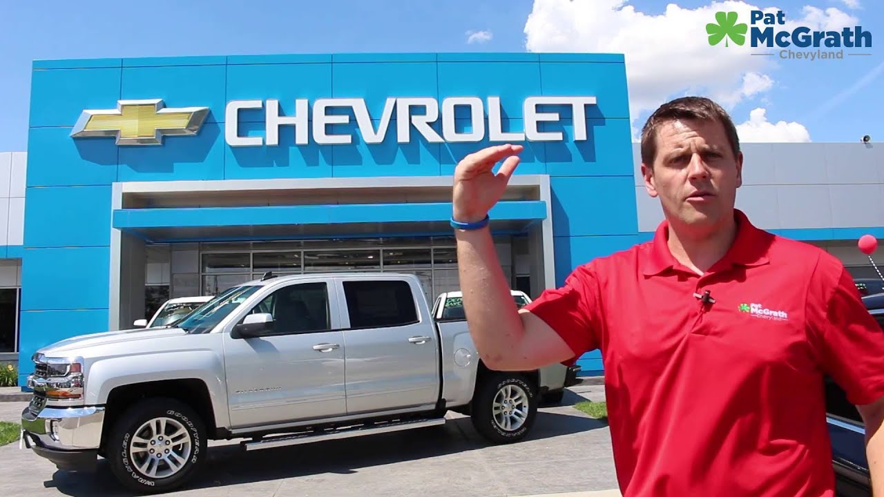 Pat Mcgrath Chevyland Best Deal Chevy Silverado Youtube