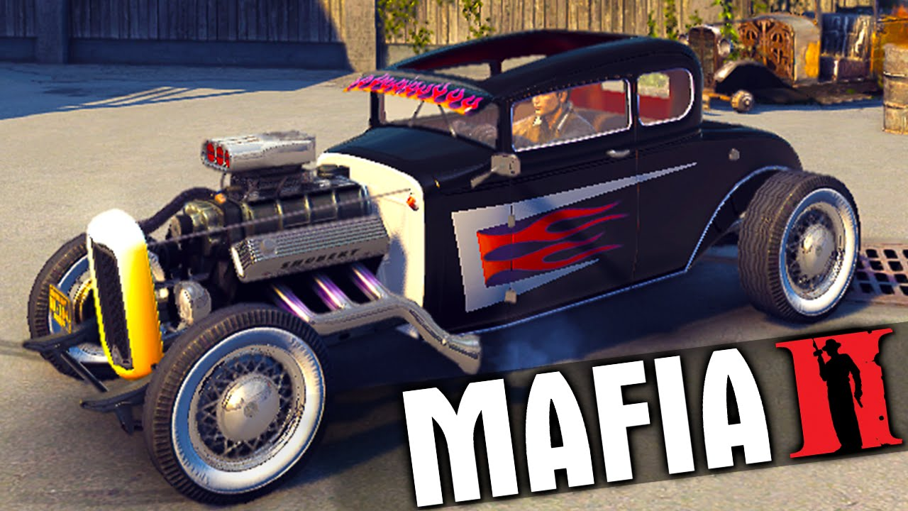 Mafia  Locations Cars