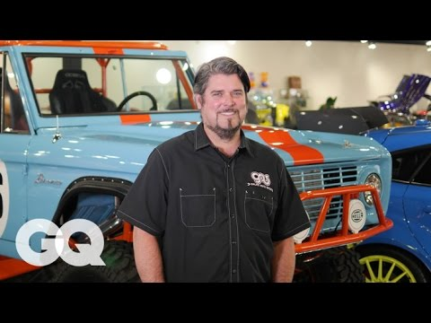 "Hover Crafts & Hot Rods - Ed ""Big Daddy"" Roth's Collection - GQ's Car Collectors - Los Angeles"