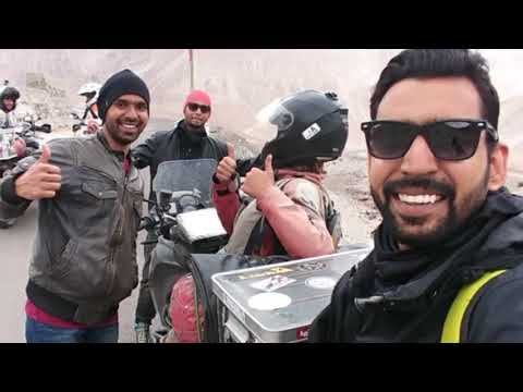 High on Himalayas... Ladakh Road Trip