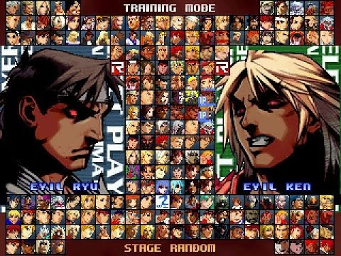 Snk Vs Capcom Ultimate Mugen 2007 3rd Battle Edition Download