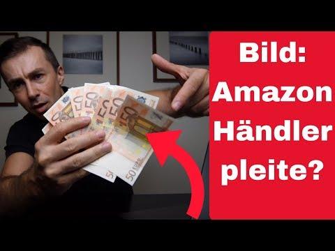 Bild Zeitung: Amazon bezahlt Verkäufer nicht, Händler bankrott in Deutschland
