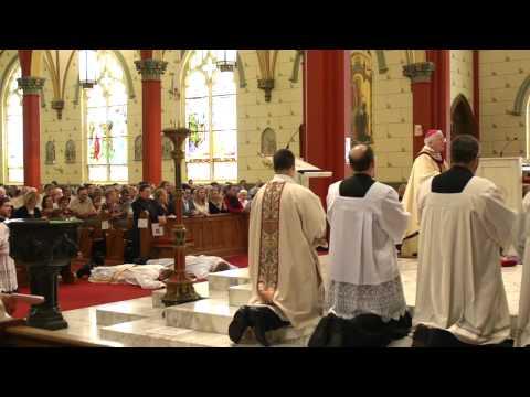 Solemn Ordination Mass - June 30, 2012 High Definition