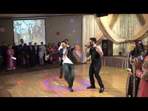 Best Mehndi Dance Skit EVER! - Amal & Imron Walima Bollywood Skit: Wedding / Mehndi Bollywood Skit