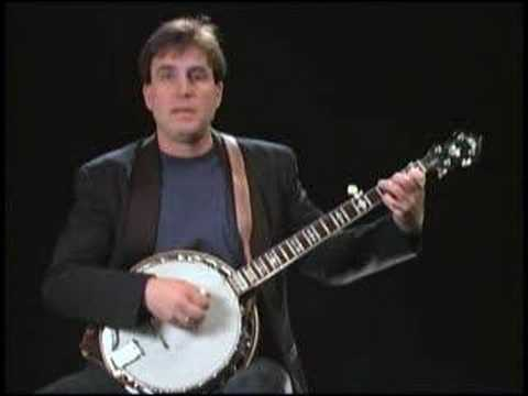 Learning Banjo Chords Up and Down the Neck- BanjoTeacher.com - YouTube