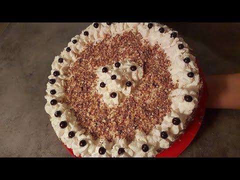 Ağlayan kek tarifi / Gâteau au chocolat mascarpone crème