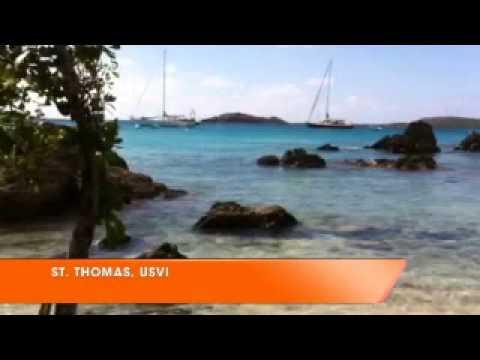 Secret Harbour ST.Thomas Ebru Weather.wmv