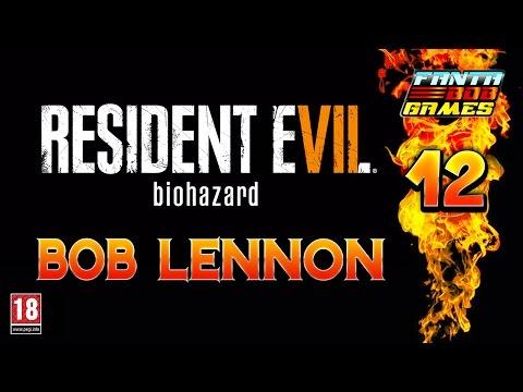 Resident Evil 7 - Ep.12 : MENÉ EN BATEAU !! Let's Play par Bob Lennon PC FR