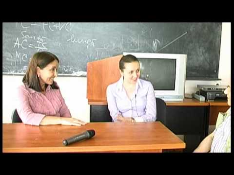 MOLDOVA - Elena Turcov, Consigliere Economico  Presidente Mihai Ghimpu -
