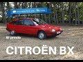 Citroën BX,  el previo