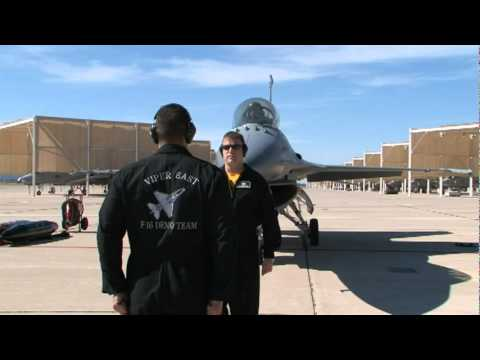 Air Combat Command Demo Salute To Heritage