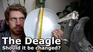 CS:GO - Does the Deagle need Changing?