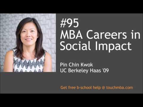 MBA Careers in Social Impact