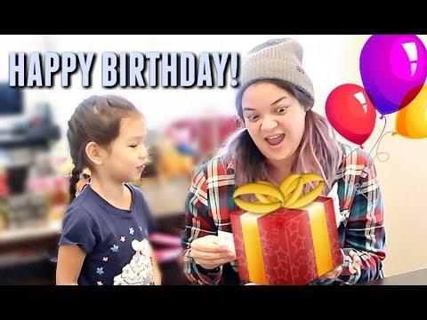 HAPPY BIRTHDAY TO THE BEST AUNTY NANNY IN THE WORLD!  -  ItsJudysLife Vlogs