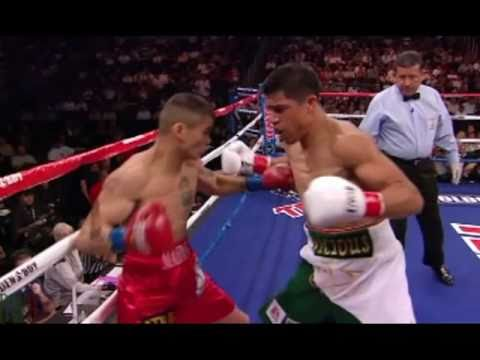 Victor Ortiz vs Marcos Maidana Best Highlight