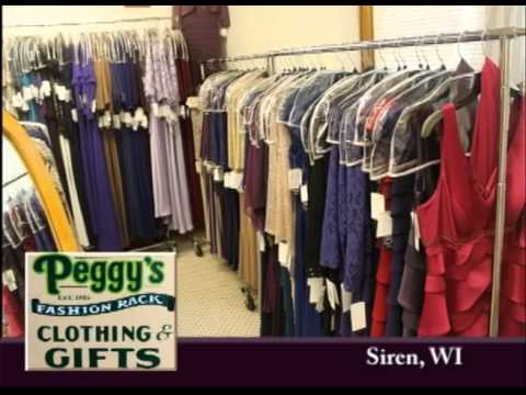Siren Wisconsin's Peggy's Fashion Rack On Our Story's The Celebrities