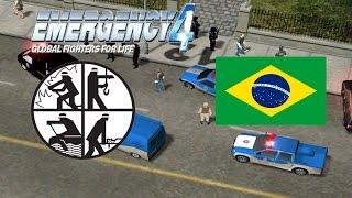 Emergency 4 - E87 - Mod Bahia (Brazil) | EM4 2016