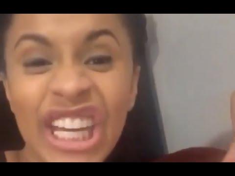 Cardi B Gets Her Teeth Fixed Youtube