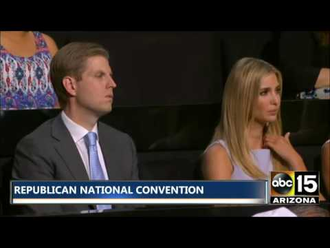 FULL SPEECH: Donald Trump Jr. - AMERICA GREATER THAN EVER BEFORE! Republican National Convention