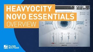 NOVO Essentials by Heavyocity | Review of Loop Designer Features Tutorial