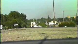 Amtrak Southern Crescent Austell, Georgia 1987