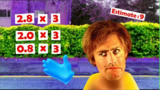 Maths Mansion: Multiplying Decimals thumbnail