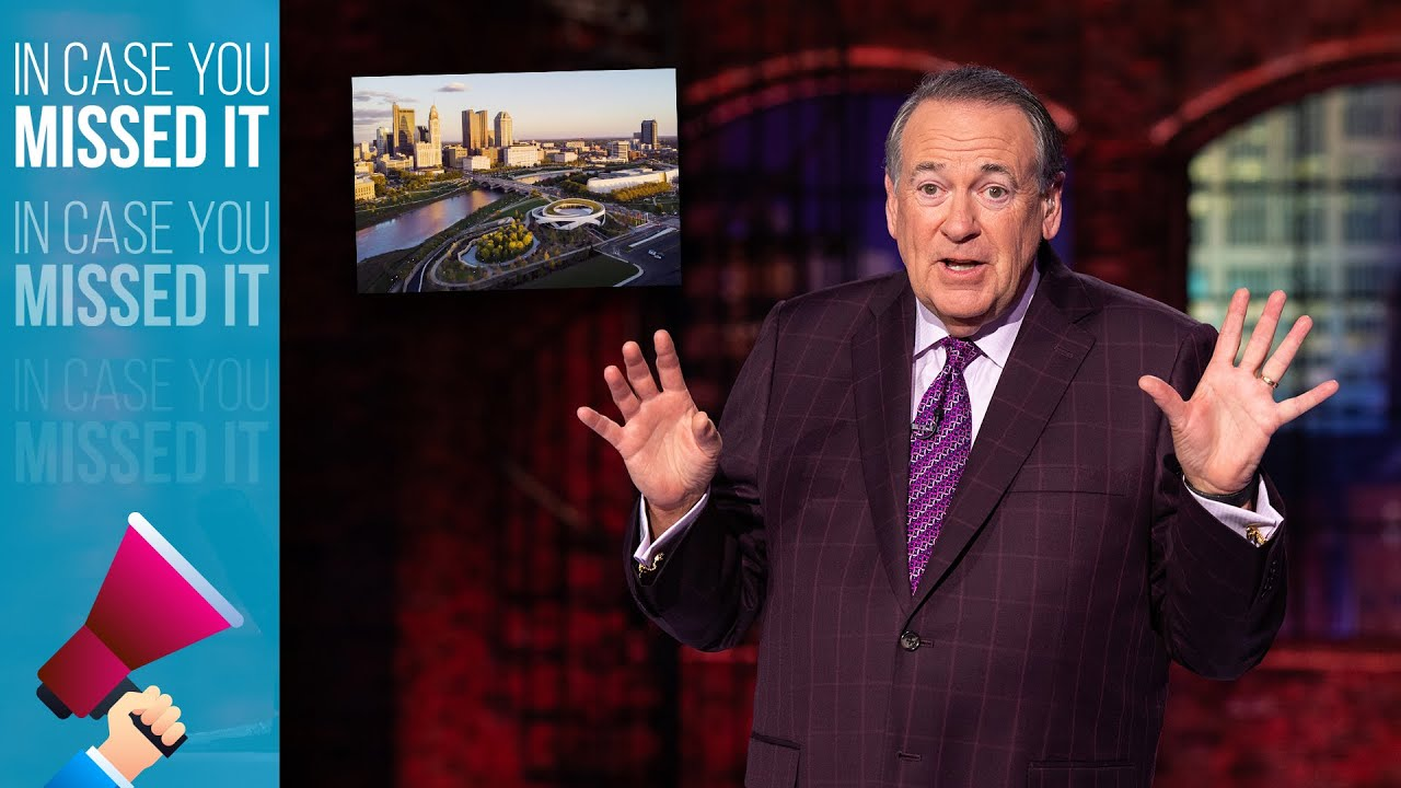 I Can't BELIEVE They're Trying To Name Columbus, Ohio THIS  | ATS | ICYMI | Huckabee