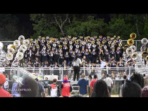 Mississippi Alumni All-Star Band - Hoe Check - 2015