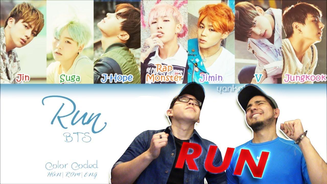 'Run BTS' Ep  4