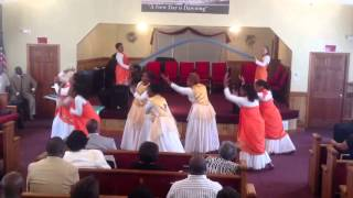 Ruach Dance Ministry