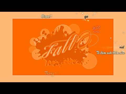 [VIETSUB+KARA] EXO - Fall