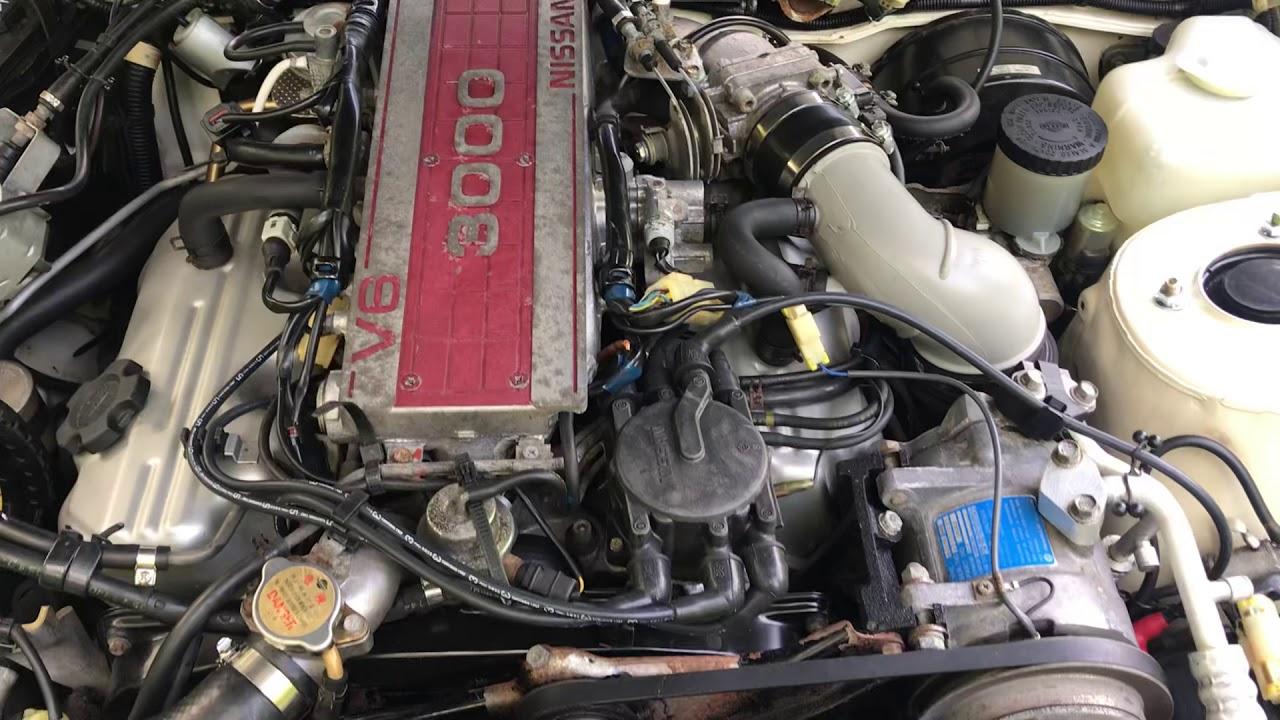 1984 Nissan 300ZX 2+2 5-Speed