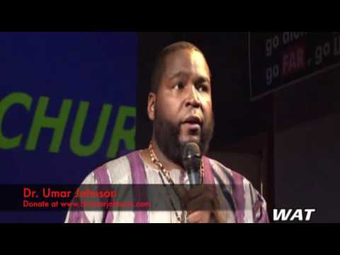 Dr  Umar Johnson The Plan What Black People Must Do To Get Economic Power!!
