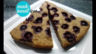 Cherry Cake Recipe - simple and clear