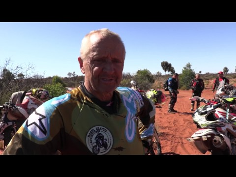 Daryl Beattie - The Canning Stock Route - Network Ten