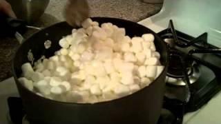 Kathy's Recipe Marshmallow And Popcorn Balls 4