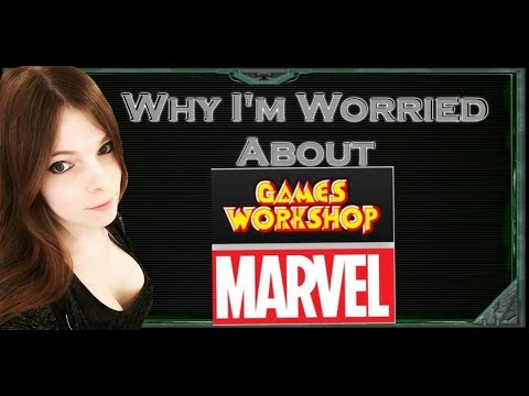 Why I'm Worried About The Marvel Games Workshop Deal