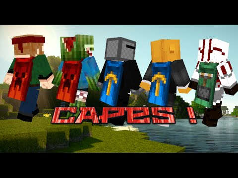 Minecraft Skin Names Skins With Capes YouTube - Skins fur minecraft pvp